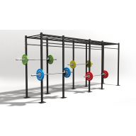 BSA cage cross training B4, Cages limited series