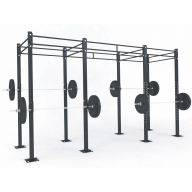 STRUCTURE CROSS TRAINING 405 x 120 x 275 cm Cross training centrales