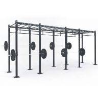 STRUCTURE CROSS TRAINING 577 x 120 x 275 cm Cross training centrales