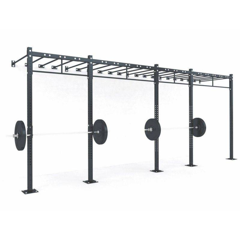 Cage cross training murale 577 x 112 x 275 cm, Cross training murales