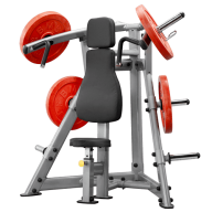 Shoulder press Pro, Postes leverage